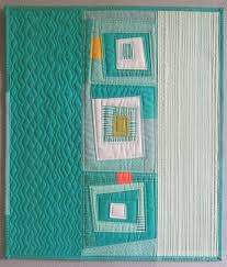 81 best Modern Quilt Patterns images on Pinterest | Quilt patterns ... & Mostly Teal - front ...I like the idea to make plain sides more · Quilting  IdeasDesign Wall For QuiltingModern ... Adamdwight.com