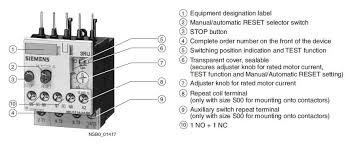 siemens overload relay wiring diagram wiring diagram libraries siemens overload relay wiring diagram