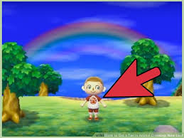 image titled get a tan in animal crossing new leaf step 1