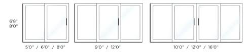 sliding glass door dimensions sliding glass door height adjustment standard sliding glass door height
