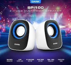 Dark SP100 1+1 Multimedia USB Speaker Hoparlör - Hoparlör - Ses - Görüntü  Ürünleri - Çevre Birimleri
