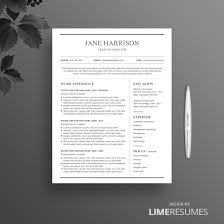 Resume Template Modern Samples Examples Hard Copy Throughout 85