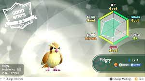 Pokemon Let's Go has a built-in IV checker: how to unlock the Judge  function - VG247