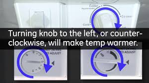 ge refrigerator temperature control. Beautiful Control Temperature Controls  Top Mount Refrigerators GE Appliances And Ge Refrigerator Control YouTube