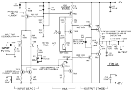HiFi amplifier stages design - Electrical Engineering Stack Exchange