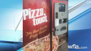 Pizza Vending Machine Lakeland Beauteous Pizza Vending Machine Being Tested In Lakeland