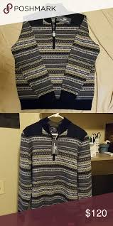 Vineyard Vines Size Chart Vineyard Vines Shep Fair Isle Sweater Brand New With Tags