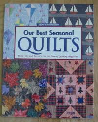 BOOK. - Fons and Porter Our Best Seasonal Quilt | magazines i like ... & Fons and Porter Our Best Seasonal Quilt Pattern Book Quilting Sewing Adamdwight.com