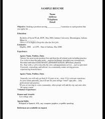 Resume For Non Profit Job How To Write Resume For First Time Job Create Part Stirring A 74