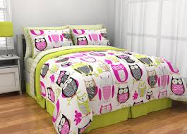 Owl Bedroom Enjoy Your Most Precious Time With Sketchy Owl Bedding Homesfeed