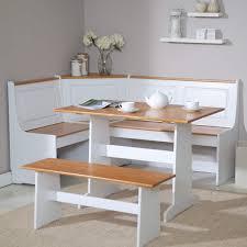 spacesaving corner breakfast nook furniture sets (booths)