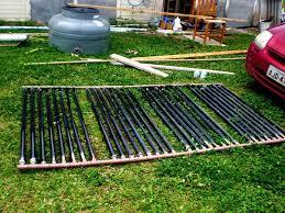 diy solar water heater heating pool batch heaters