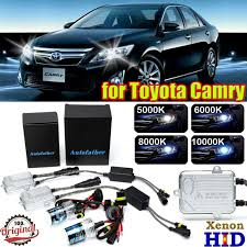 Toyota Camry 2007 Light Bulb Details About Xenon Hid Conversion Kit 9005 H11 For Toyota Camry 2007 2015 6000k 8000k 10000k