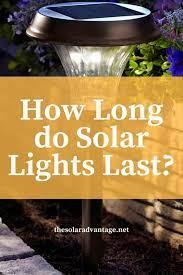 6 tips to make solar lights last longer