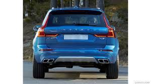 2018 volvo xc90 r design. unique design 2018 volvo xc60 t6 rdesign color bursting blue  rear intended volvo xc90 r design e