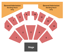 Bmo Harris Pavilion Seating Chart Milwaukee