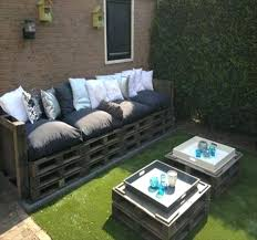 pallet garden furniture for sale. Pallet Garden Table Patio Furniture Wooden For Sale I