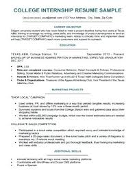 Sample Resume Pen Picture Example