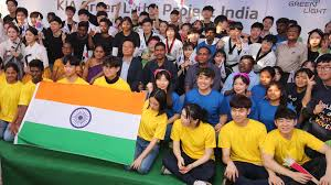 New Light India Volunteer Kia Launches Global Csr Program Green Light Project In India