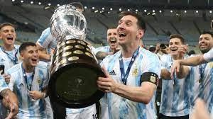 Arjantin Brezilya'yı devirip Kupa Amerika'da şampiyon oldu