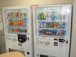 Google Vending Machine Amazing Google Japan Vending Machines Vending Machine