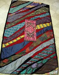 Iris Driver: Ashanti Knight: Necktie quilt! on Flickr - Photo Sharing! & ... quilt using mens neckties. The idea came after my father passed away,  he had a very large collection of neckties, and I figured there had to be a  neat ... Adamdwight.com