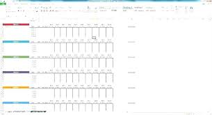 monthly accounts template accounting template excel templates