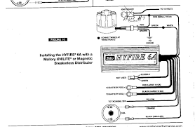 wrg 9424 msd electronic ignition wiring diagram msd ignition wiring diagrams throughout mallory unilite in electronic distributor diagram random
