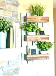 wall planter indoor planters hanging 9 stunning living diy succulent w