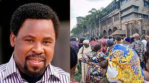 Prophet tb joshua leaves a legacy of service and sacrifice to god's kingdom that is living for generations yet unborn. J Du7jyek E8m