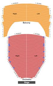 Neal S Blaisdell Center Concert Hall Seating Chart Honolulu