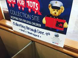 emma clark library is a drop off location for toys for tots