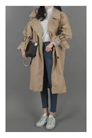 beige trench coats for women loading zoom