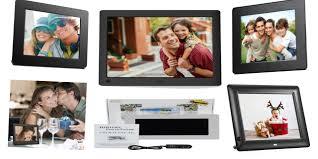 best digital photo frames 2018 home decor er guide