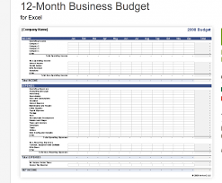 Example Budget Sheet 021 Personal Cash Flow Statementte Spreadsheet Forecast