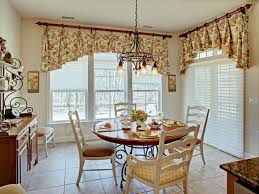 Primitive Country Kitchen Curtains Country Cottage Dining Room Country Cottage Dining Room T