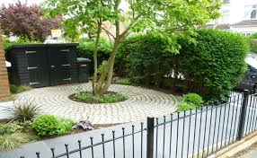 Small Picture Garden design consultants front garden designers London Town