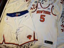 York New Sale Ebay Used Knicks Game For Memorabilia Nba