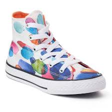 converse shoes high tops for girls. converse chuck taylor all star floral petals girls\u0027 high top sneakers, girl\u0027s, size shoes tops for girls i