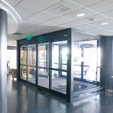commercial automatic sliding glass doors. DORMA ESA300 Sliding Door. Commercial Full Breakout Automatic Glass Doors Dorma