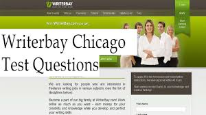 Writerbay Chicagoturabian Formatting Test Bzn Freelance