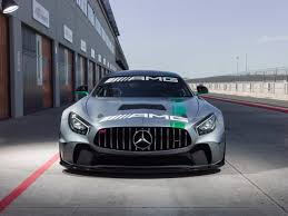 Mercedes-AMG GT4 – a new class of performance.