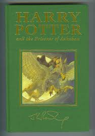 azkaban by rowling first printing deluxe edition first edition abebooks