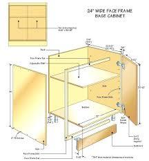 kitchen cabinets plans elegant building base part 3 cabinet ideas making pdf