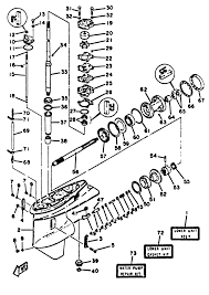 125 hp mercury outboard wiring diagram on 75 buick lesabre fuse diagram