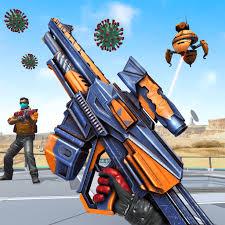 new shooting games 2021 fps commando