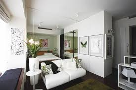 Small apartment furniture layout Rectangular Decor Ideas To Steal From Tiny Studio Apartments Home Decor Singapore Decor Ideas To Steal From Tiny Studio Apartments Home Decor