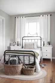 57 Stunning Modern Farmhouse Bedroom Design Ideas And Decor Modern