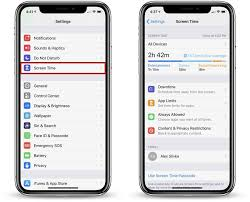 Iphone Disable Times Chart How To Use Screen Time In Ios 12 Macrumors