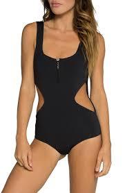 Tavik Victoria Cutout One Piece Swimsuit Nordstrom